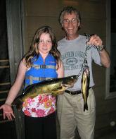 Emily's big fish
