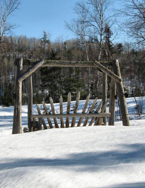 swing-snow