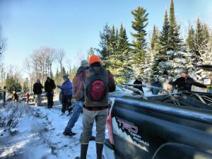 11.1.14 trail workers heading out in the snow