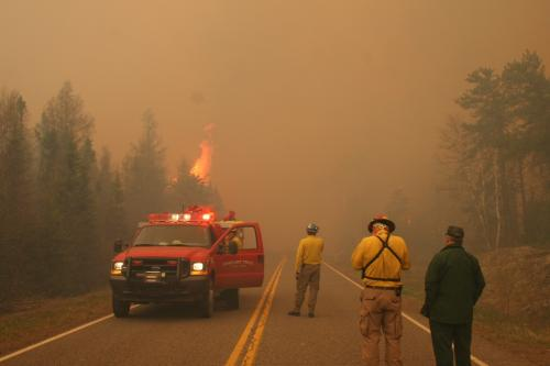 firet trucks ham lake fire