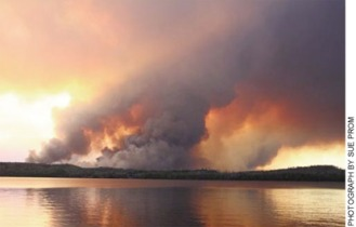 ham_lake_fire_wcredit lee johnson
